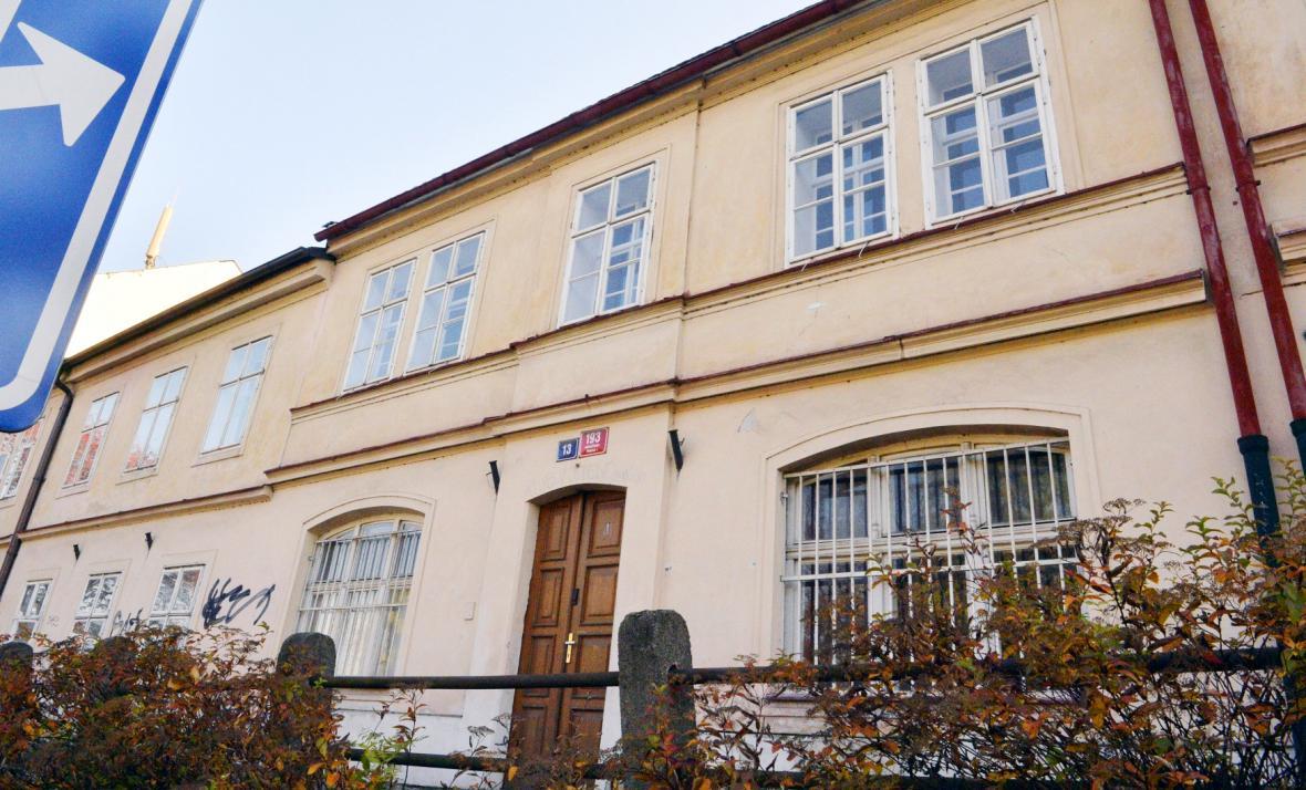 Dům v Jelení ulici