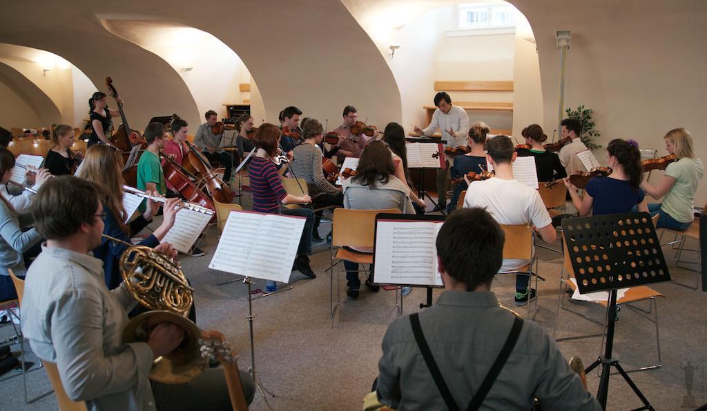 Zkouška Filmové filharmonie