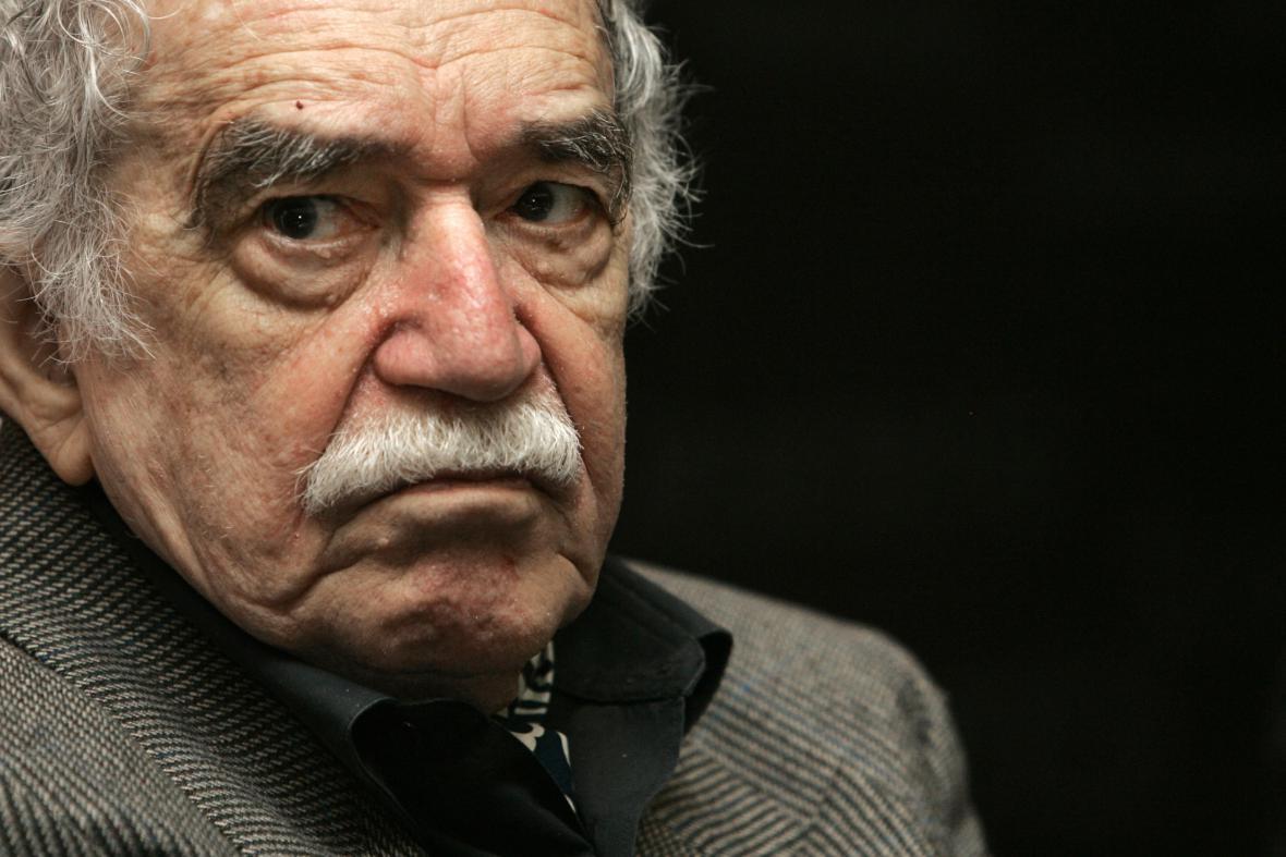 Spisovatel Gabriel García Márquez
