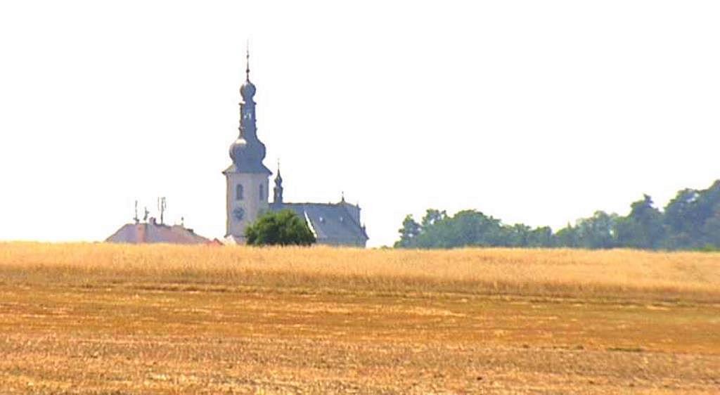 Církevní pozemky