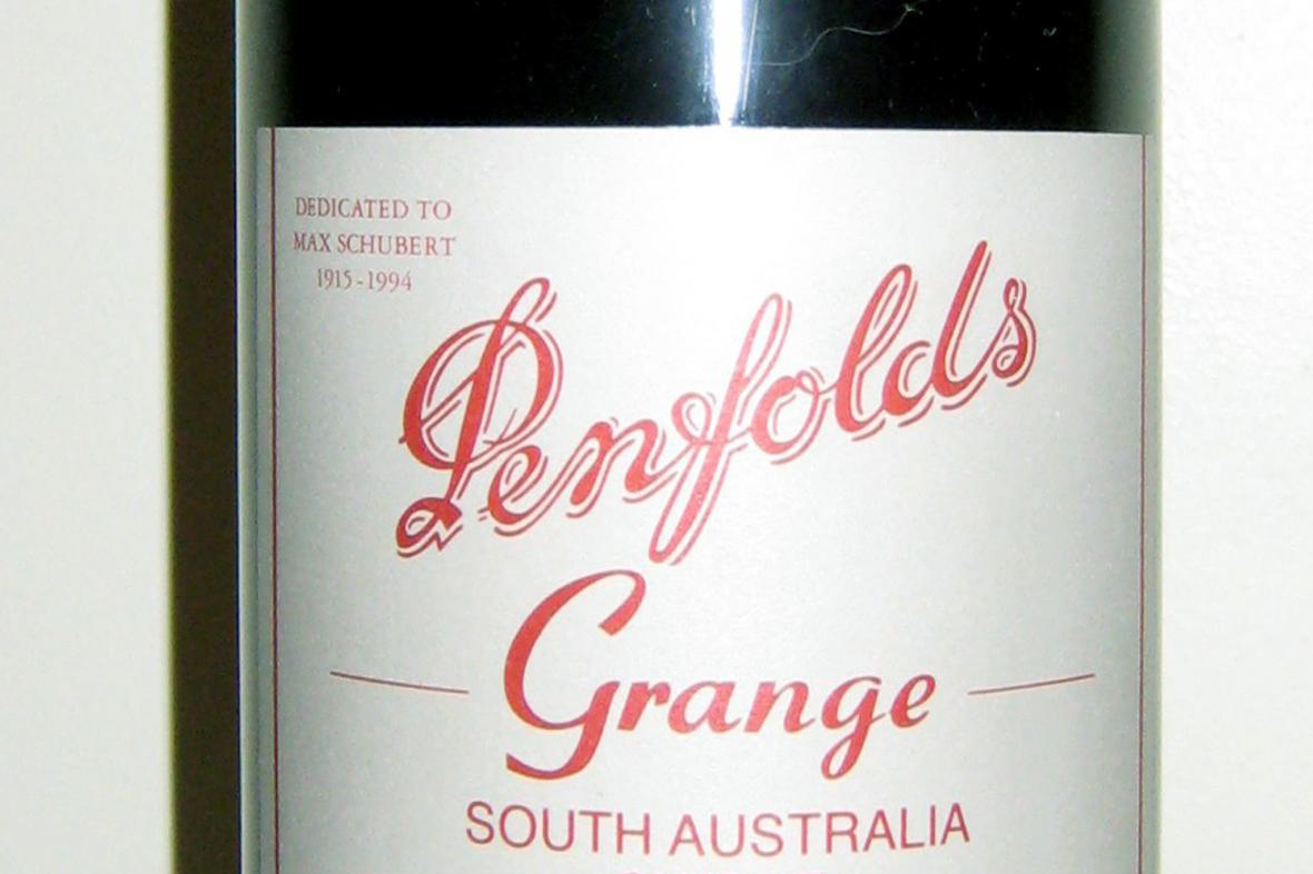 Víno Penfolds Grange