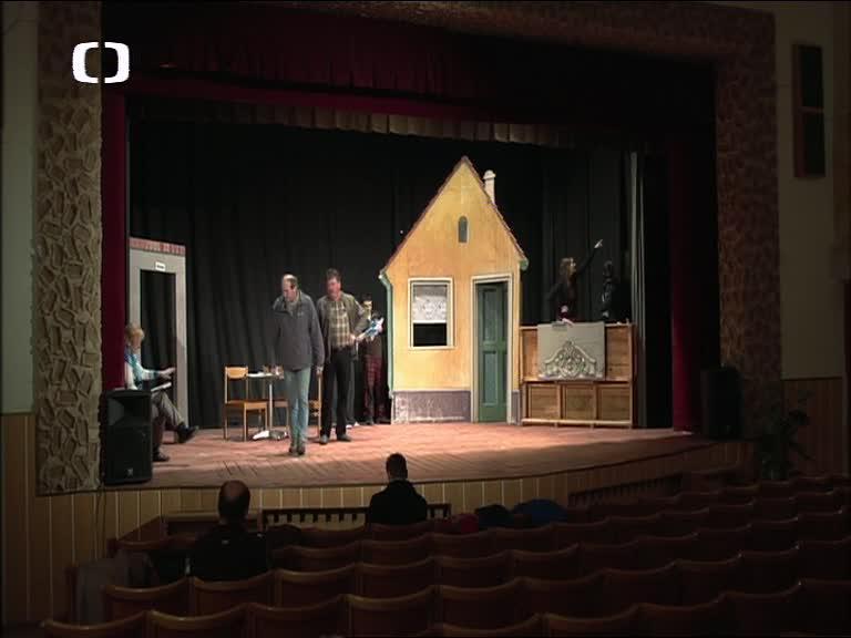 Amatérské divadlo má svou tradici