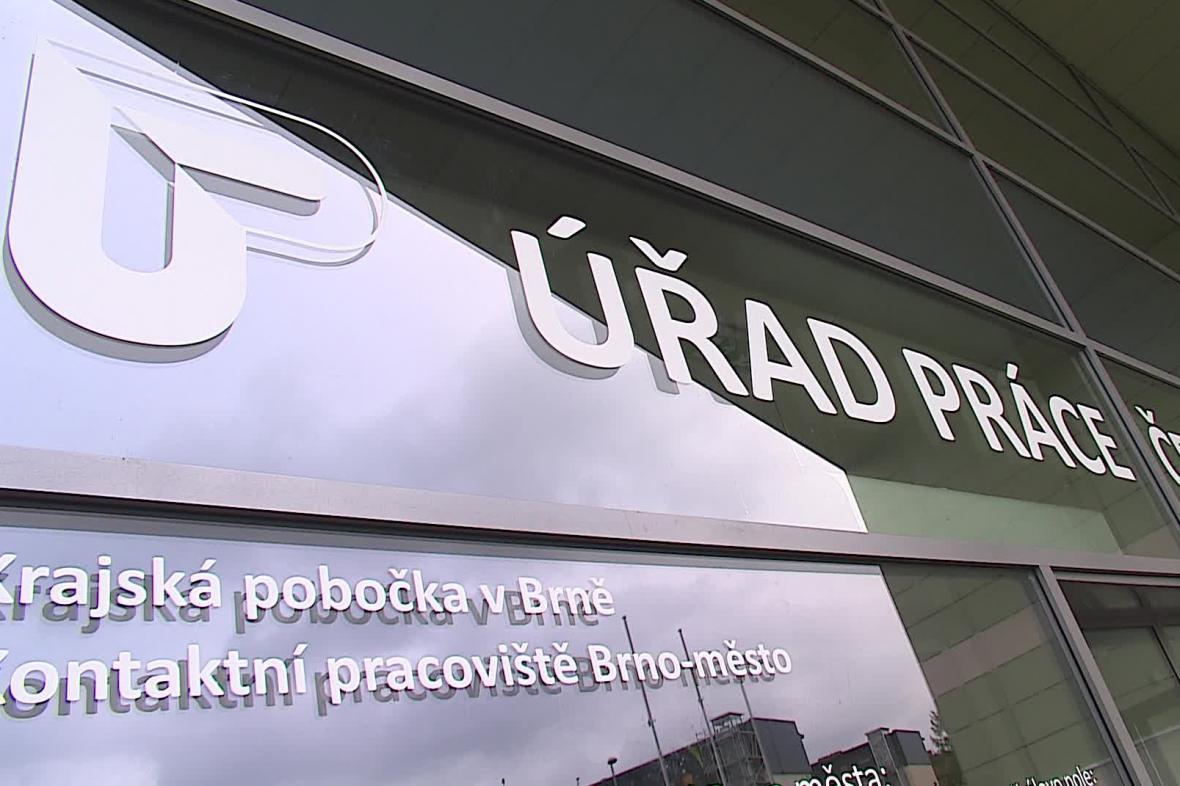 Nový úřad práce v Brně