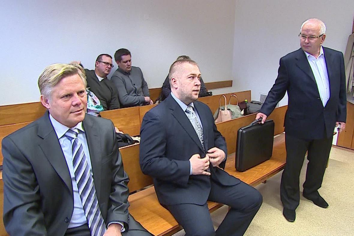 Zbyšek Kaššai, Petr Kolouch a Vladimír Krejčíř