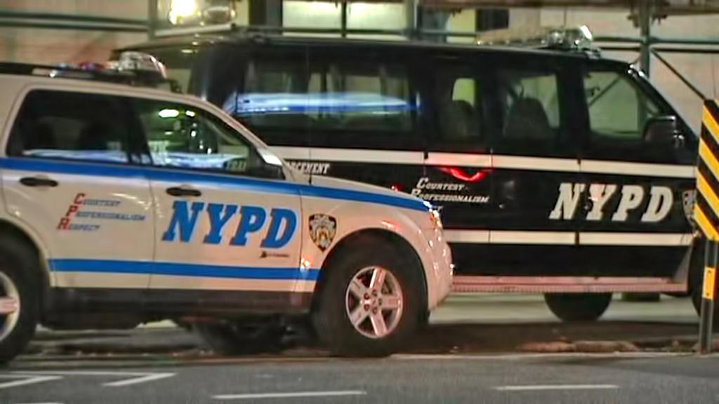 Newyorská policie