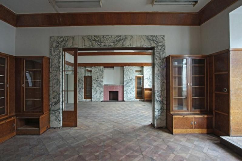 Loosův interiér v Klatovské 19
