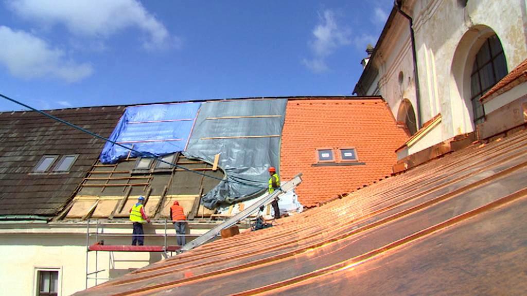 Oprava českolipského kláštera