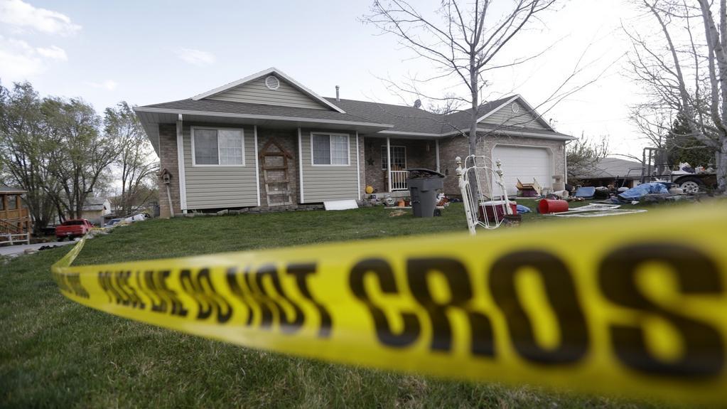 Dům v Pleasant Grove - místo nalezení ostatků 7 dětí