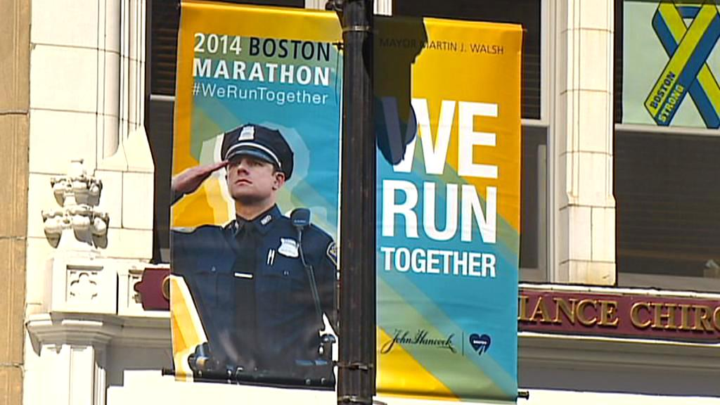 Bostonský maraton 2014