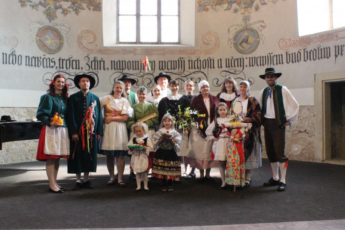 Velikonoční jarmark v Mladé Boleslavi