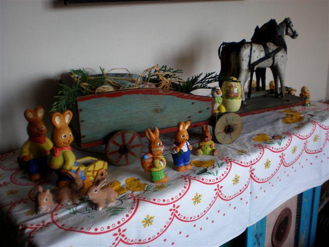 Velikonoční výstava v Košticích