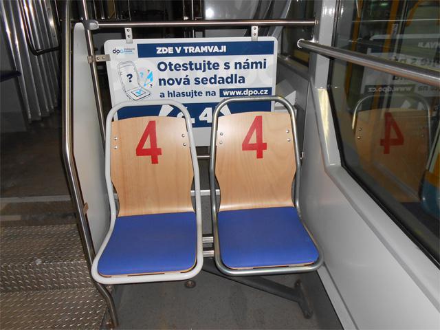 Porovnání sedaček