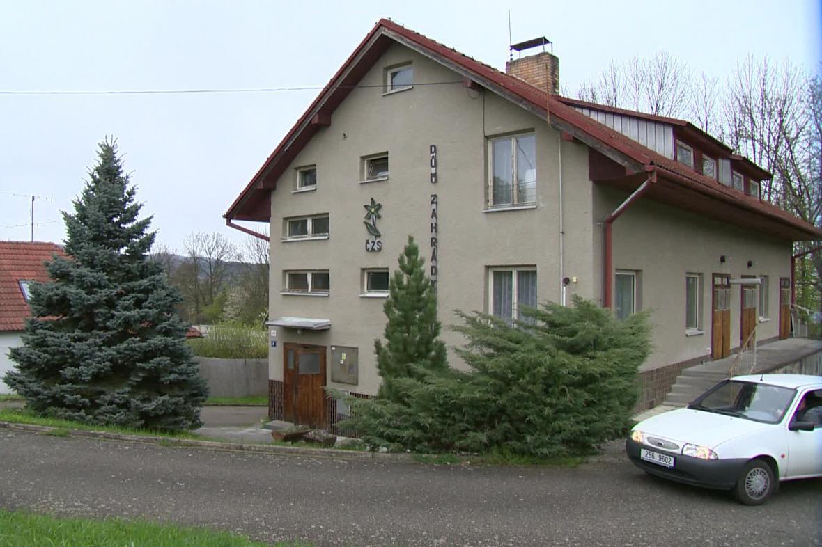Dům zahrádkářů v Blansku