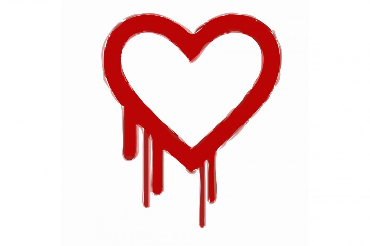 Chyba krvácení srdce