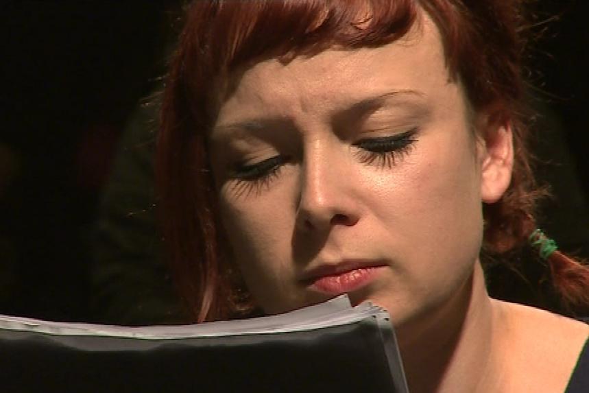 Scénické čtení Deníků Maidanu