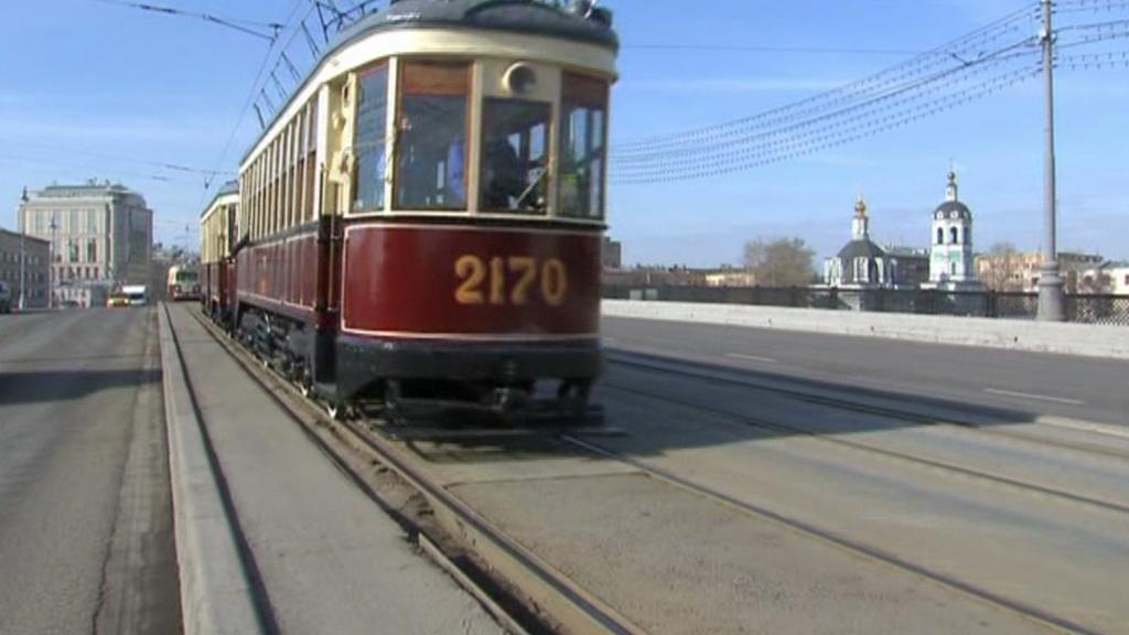 Moskevská tramvaj