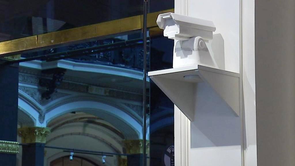 Aj Wej-wej: Mramorová kamera