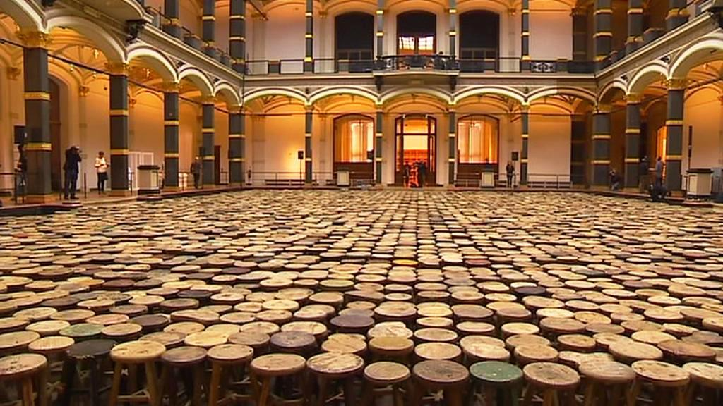Aj Wej-wej: Šest tisíc čínských stoliček