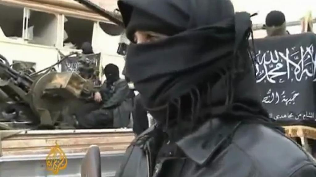 Islamista bojující v Sýrii