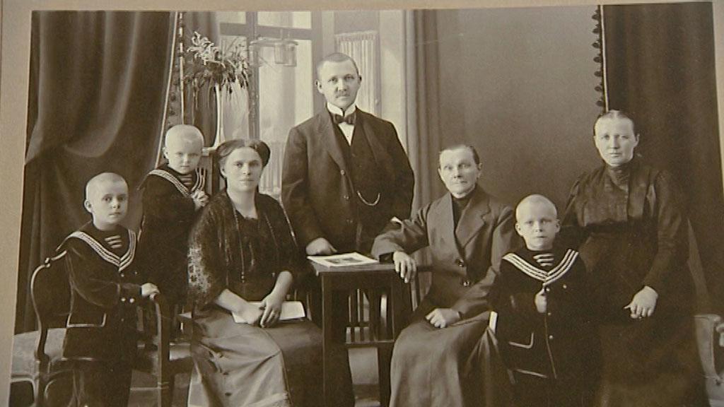Foto rodiny Karla Kryla