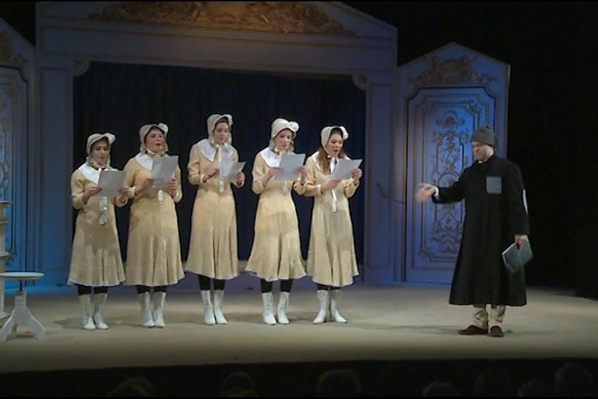 Slovácké divadlo po 25 letech znovu uvádí komedii Utíkej, Nituško!
