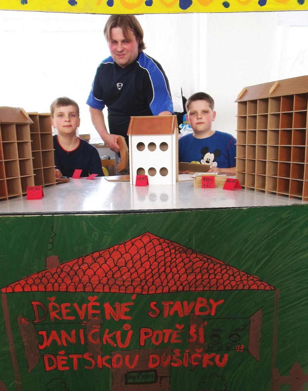 Jarmark na ZŠ v Boskovicích