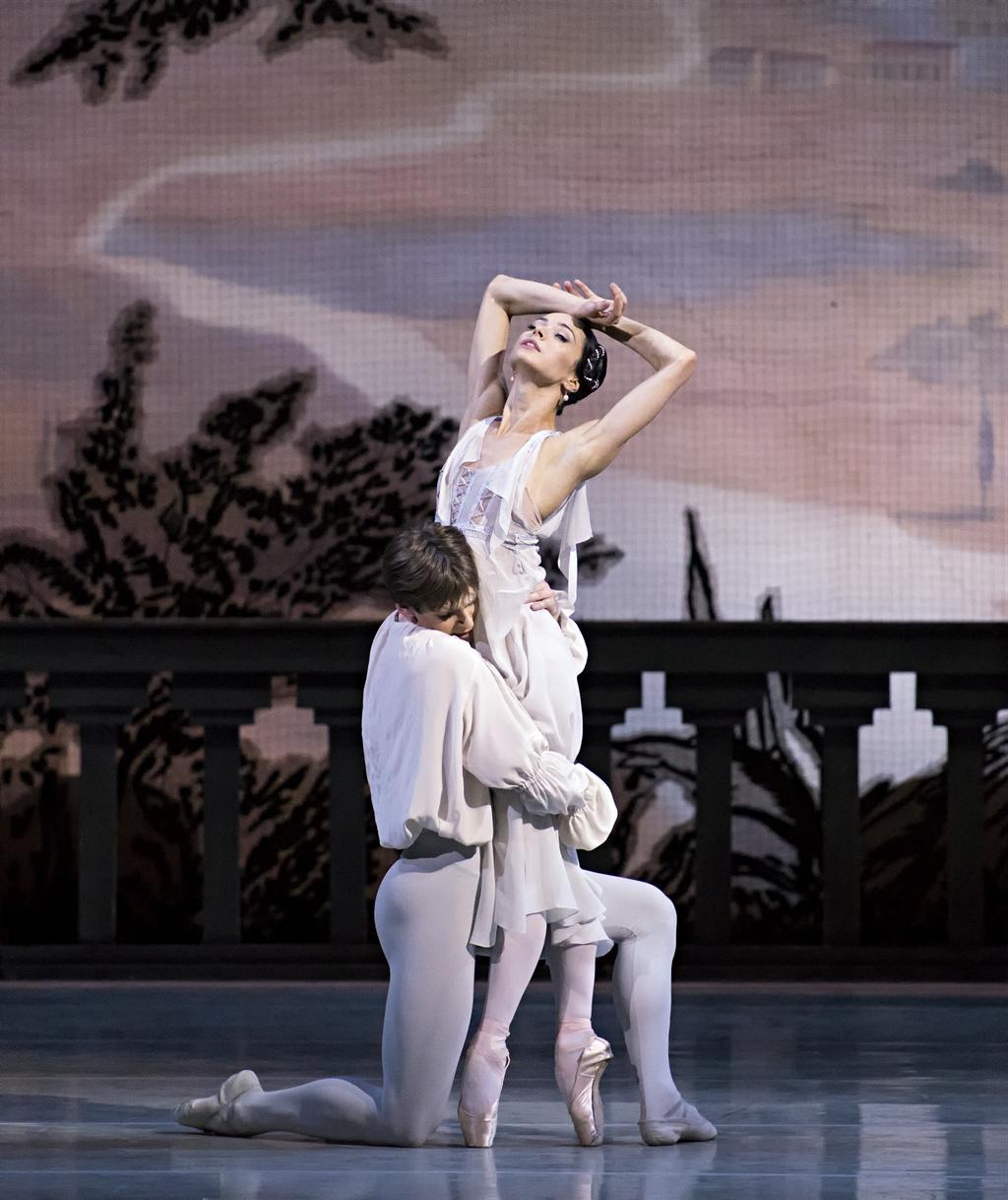Romeo a Julie Mariinského divadla z Petrohradu