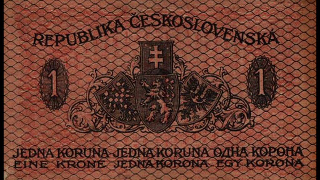 První československé bankovky