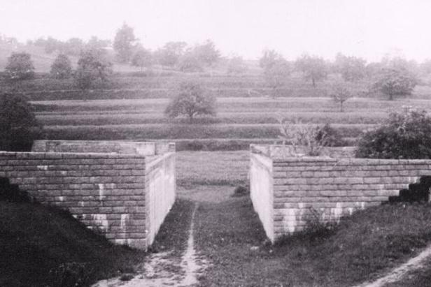Nedokončená Hitlerova dálnice