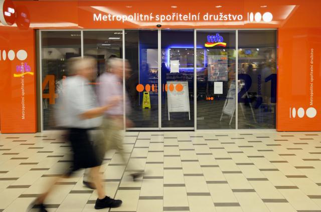 Pražská pobočka Metropolitního spořitelního družstva