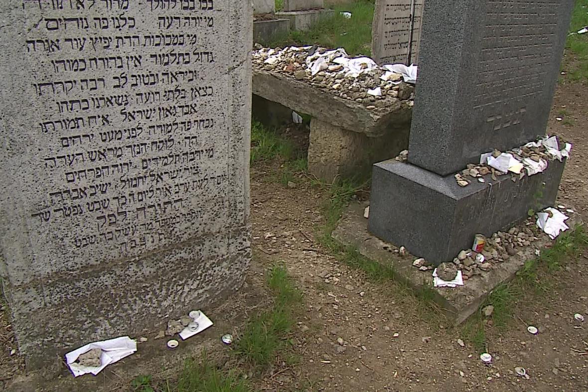 Židovský hřbitov