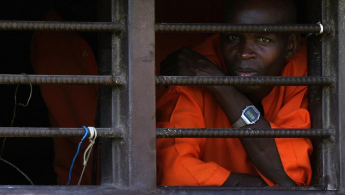 Pachatel genocidy ve Rwandě