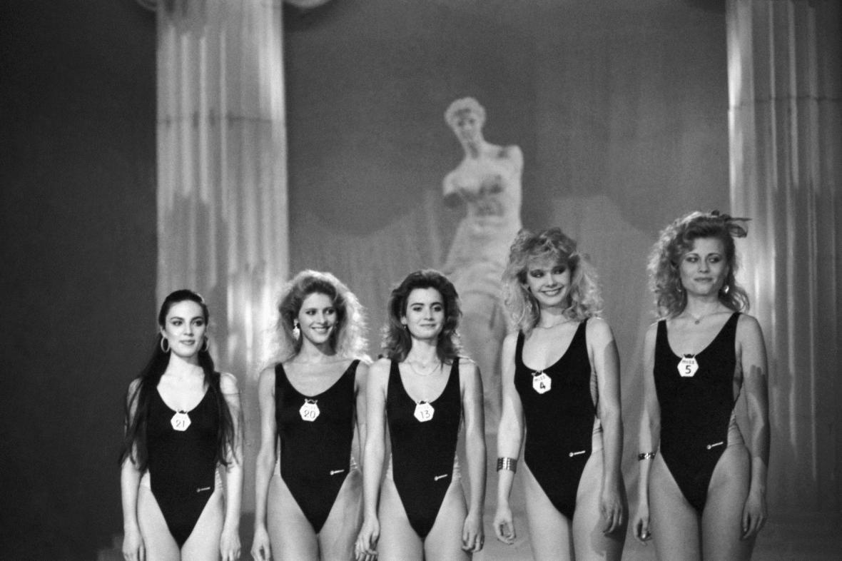 Miss ČSSR 1989