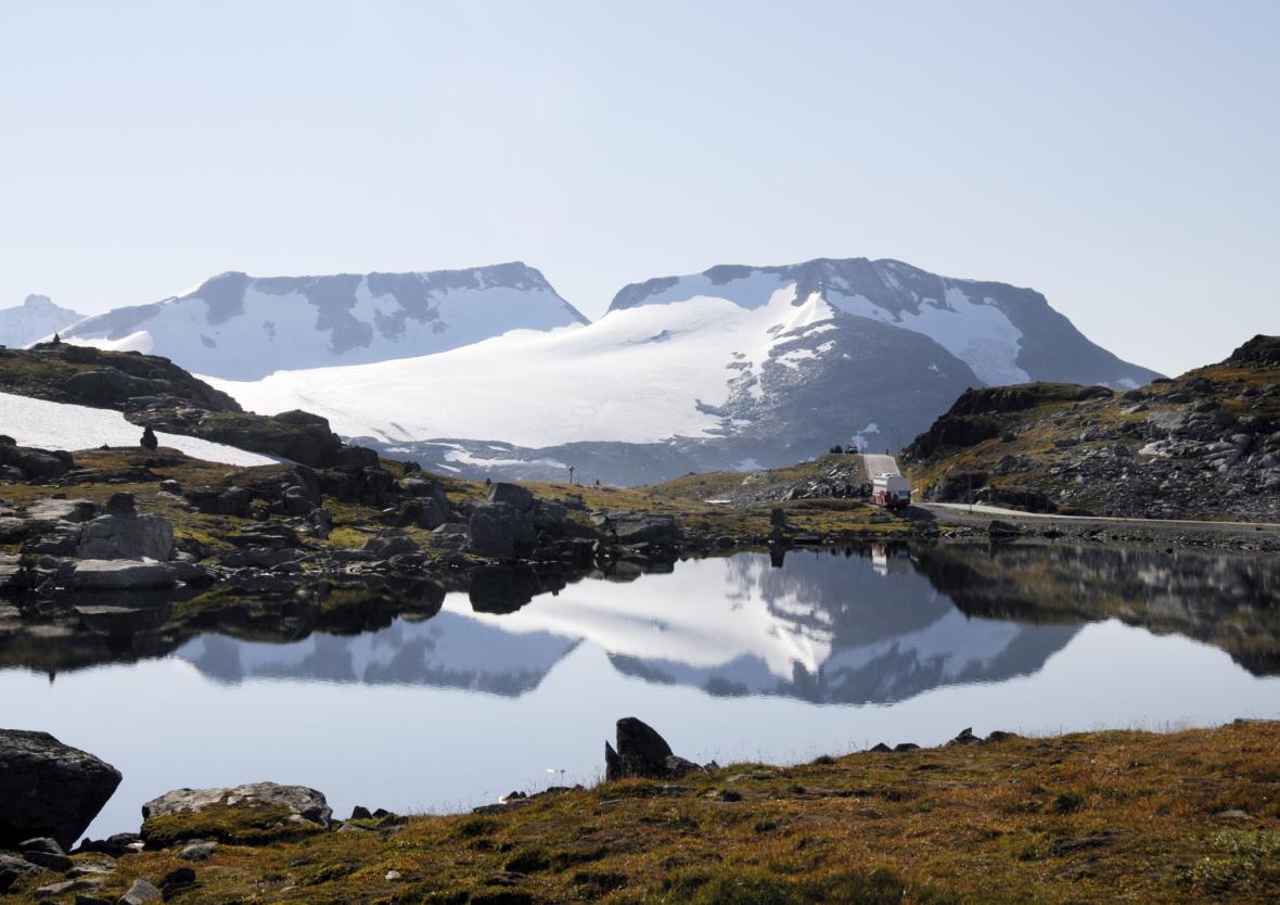 Národní park Jotunheimen
