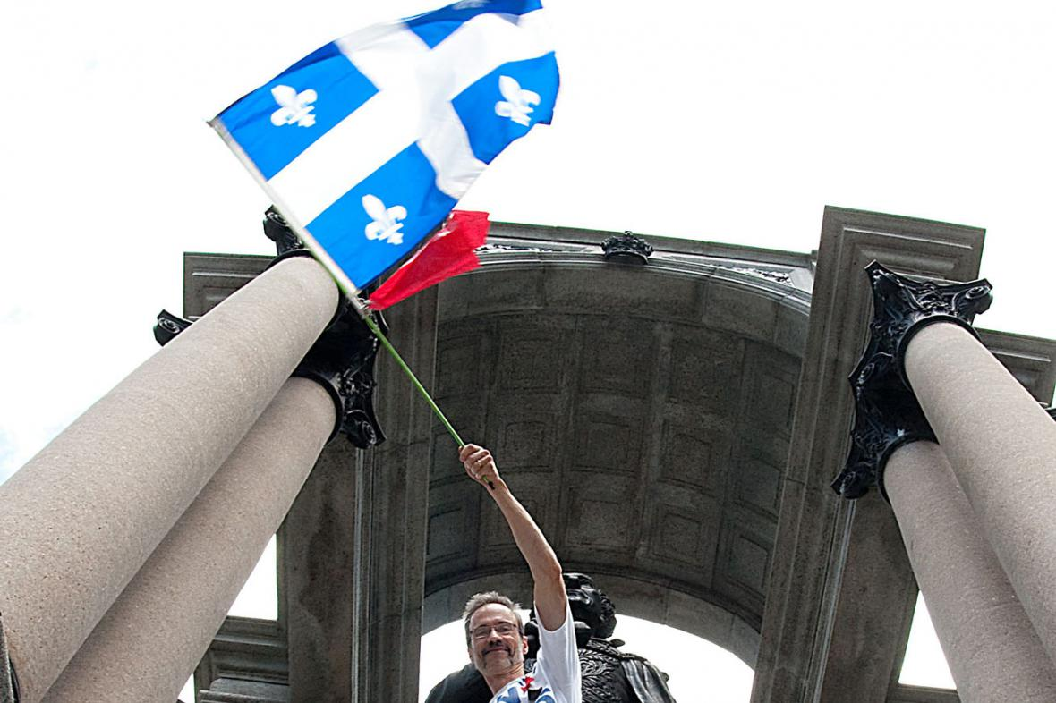 Quebečtí separatisté ve volbách propadli
