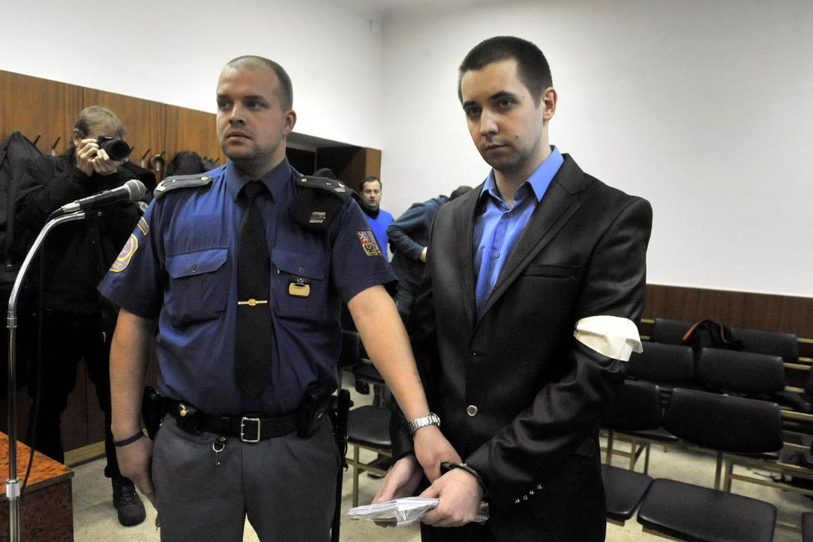 Radek Větrák dostal 30 let za dvojnásobnou vraždu