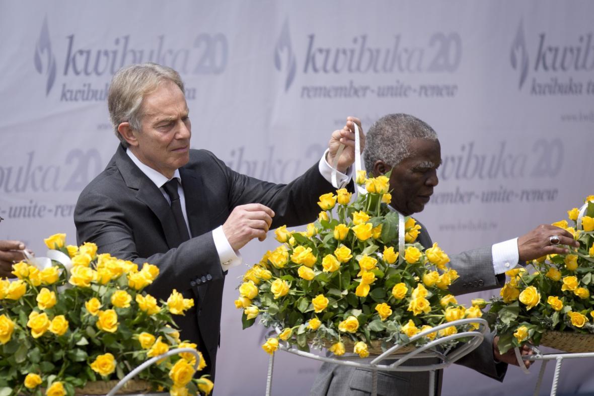 Rwanda si připomíná 20 let od genocidy