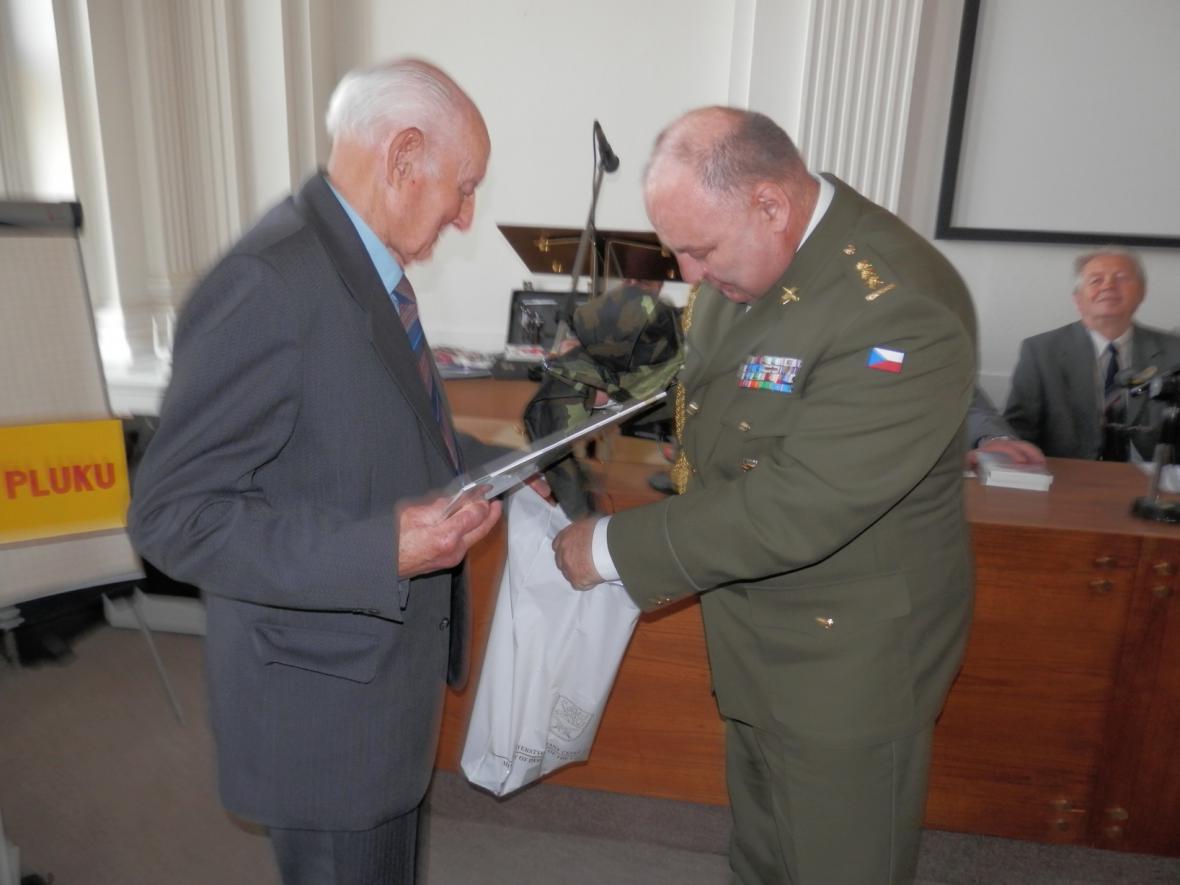 Ocenění Václava Valouška