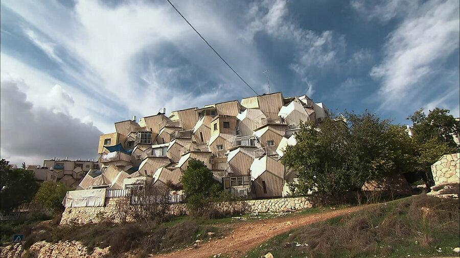 Sídliště Ramot v Jeruzalémě