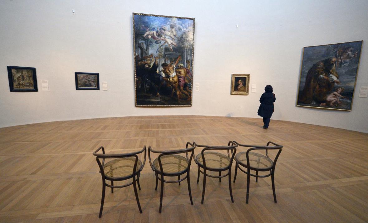Obrazy Petera Paula Rubense