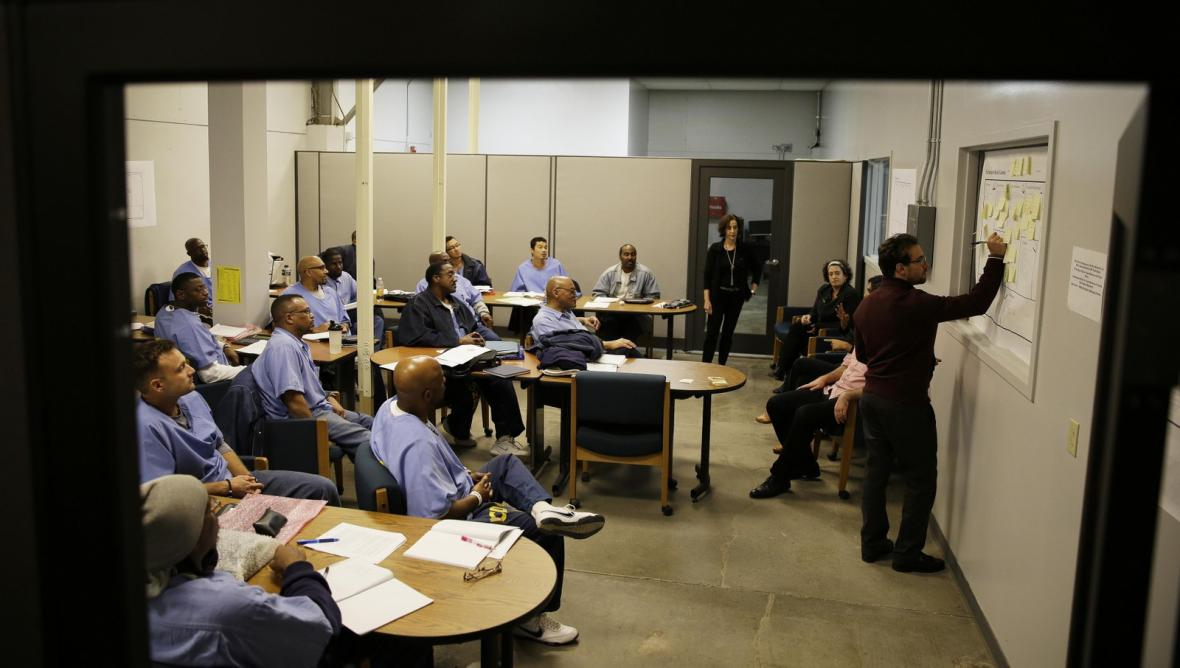 Vězeňský program Last Mile v San Quentinu
