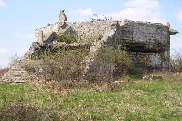 Dnešní podoba monumentu Viktoria