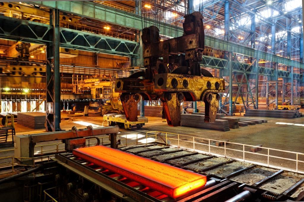Ruská továrna Evrazu