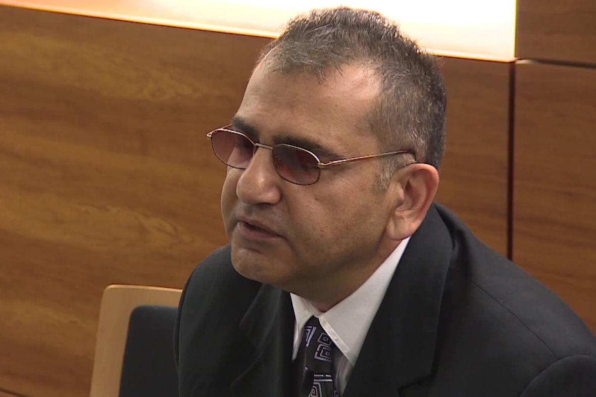 Soudce Milan Ferenc