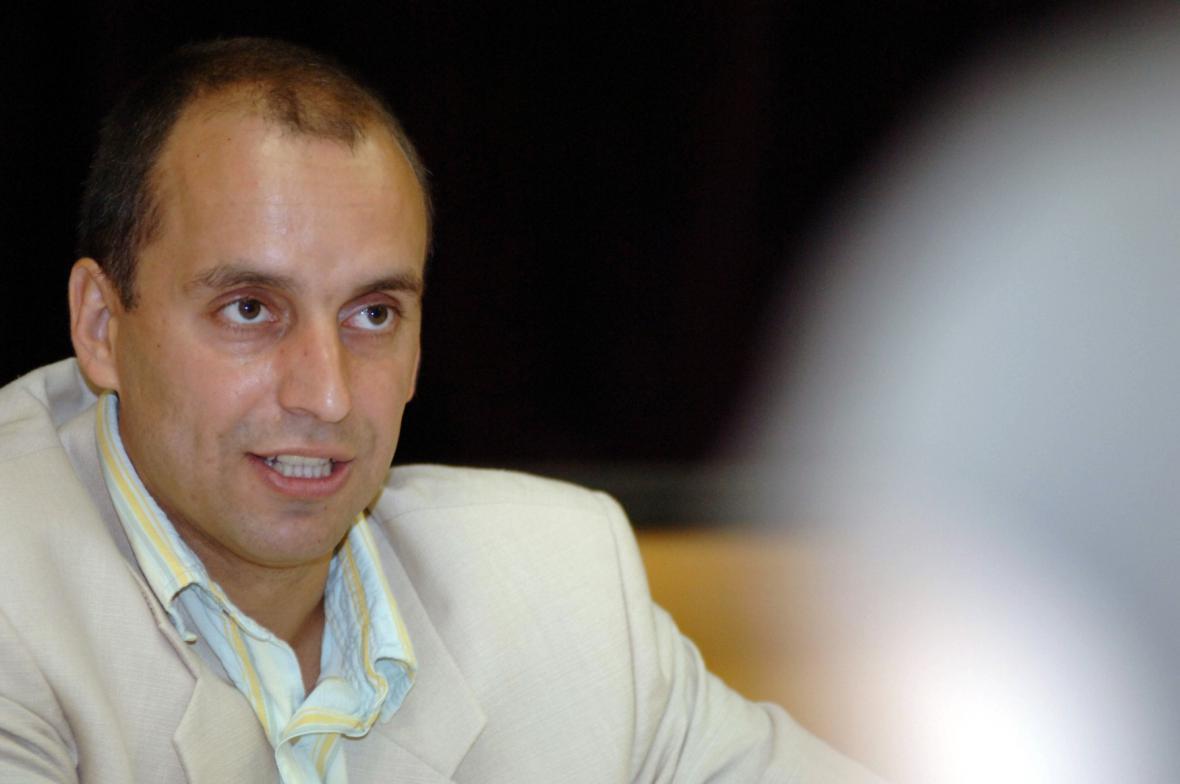 Roman Macháček, předseda Sdružení nájemníků BYTYOKD.CZ