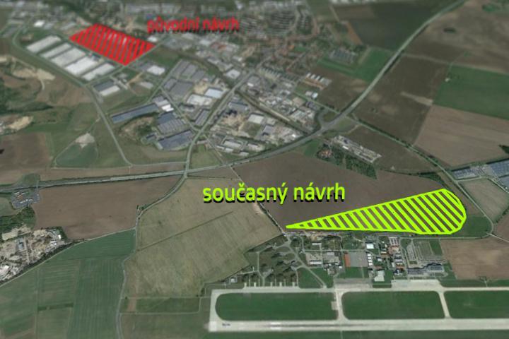 Kraj nabídl Amazonu pozemek u letiště