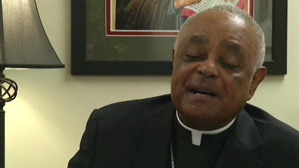 Atlantský arcibiskup Wilton D. Gregory