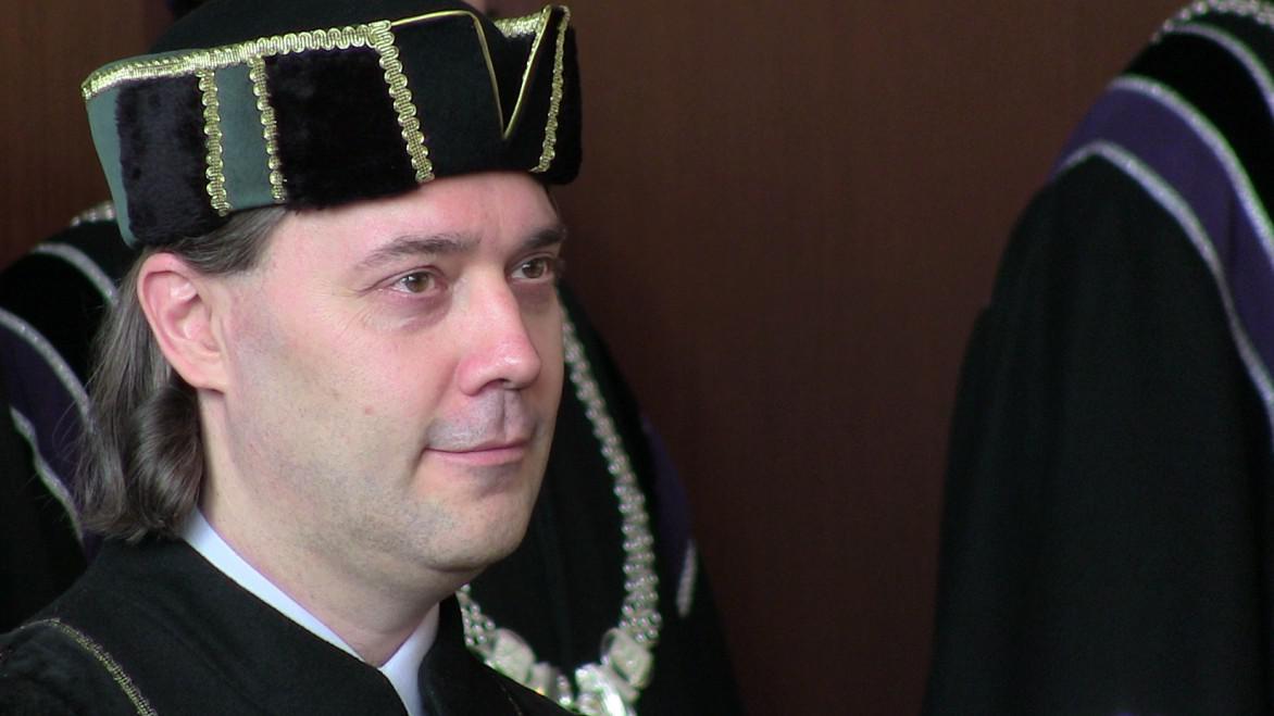 Slavnostní inaugurace nového děkana OPF Karviná doc. Tuleji