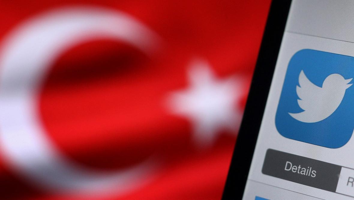 Twitter v Turecku