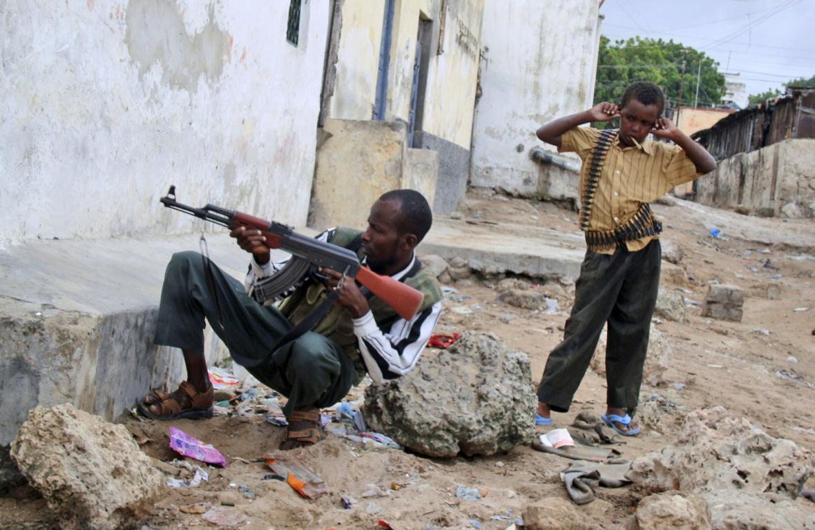 Válka v Somálsku